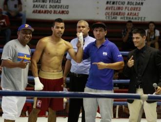 Javier Mercado será su rival   BETTAMEDIA SPORTS