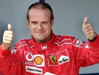 Rubens Barrichello / Cortesía
