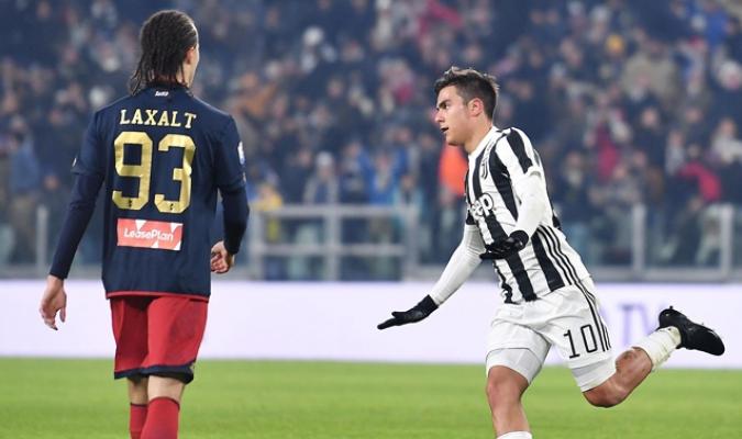 Dybala se reencontró con el gol / Foto AP