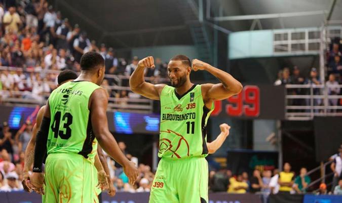 Guaros ya piensa en el tricampeonato de América / Foto FIBA