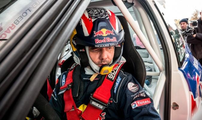 Loeb correrá en México / Foto Agencias