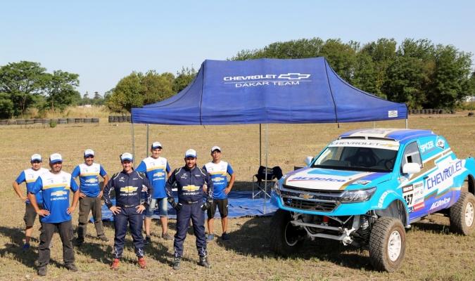 El ecuatoriano invirtió mucho para correr el Rally / Foto Agencias