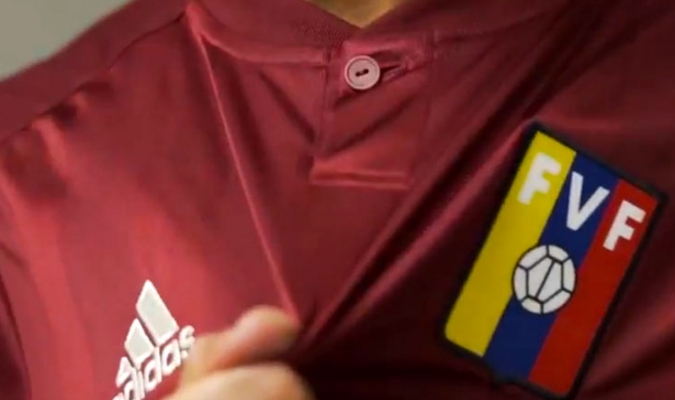 Será la camiseta que se utilizará a partir de 2018| Prensa FVF @FVF_Oficial