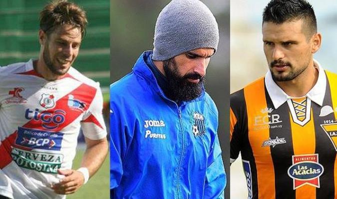 Alessandrini, Acosta y Malán pretenden devolver al club a una Copa Internacional| Archivo BDA