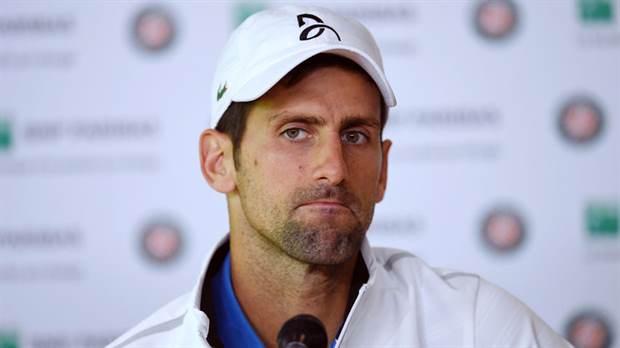 Djokovic ya tuvo que dejar el torneo en Abu Dhabi/ Foto Cortesía