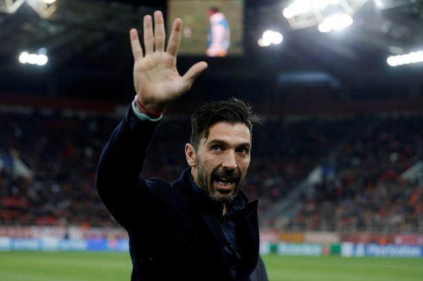 Buffon sueña con ganar la Champions/ Foto Cortesía
