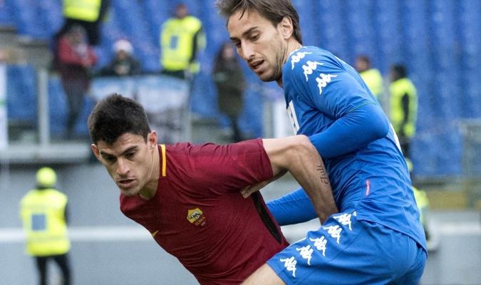 Roma y Sassuolo / AP