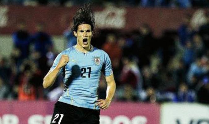 El ariete charrúa quiere repetir los éxitos de 2010 y 2011 con la selección | AP