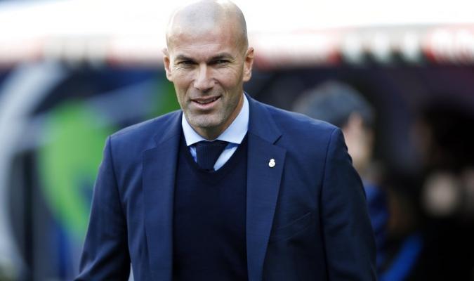Zinedine Zidane | Foto: AP