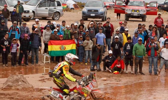 Dakar 2018 / Cortesía