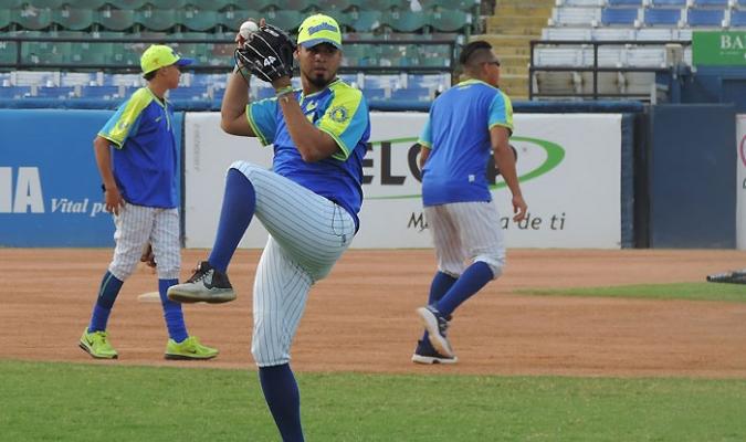 Bencomo Jr. debutará en el segundo de la serie / Prensa Magallanes