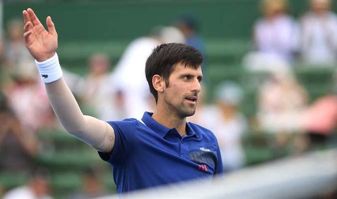 Djokovic ya se prepara el Abierto de Australia/ Foto EFE