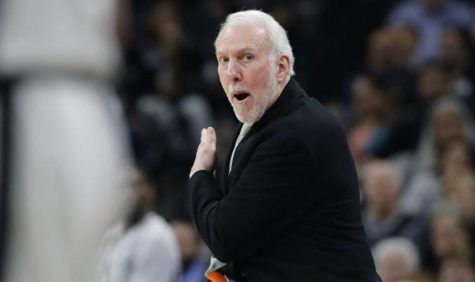 Popovich lamentó perder otra vez a Leonard / Foto AP