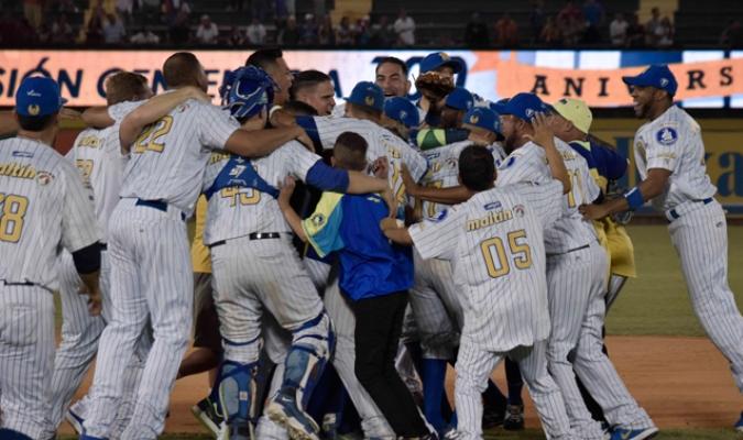 Magallanes clasificó a la semifinal / AVS Archivo