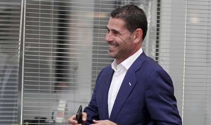 Hierro es el director deportivo de la selección española/ Foto AS.com