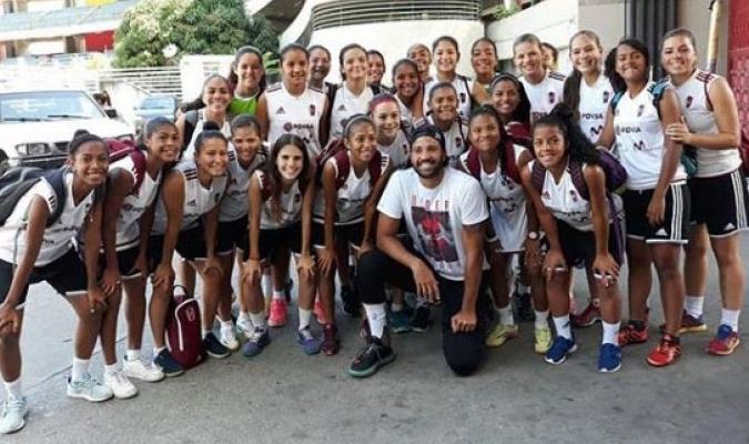 Las chicas afrontarán a las estadounidenses tras realizar módulo en Caracas| @FemeninoFVF