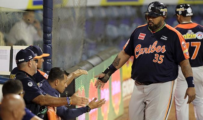Jiménez fue una pesadilla para el Magallanes / Foto AVS