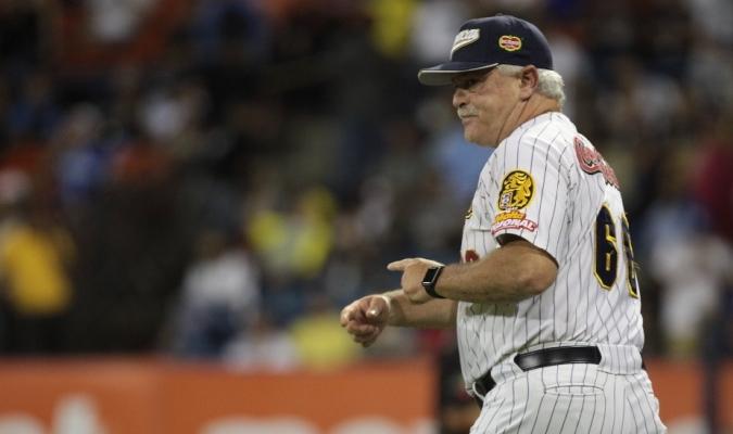 Rojas vio recompensado sus frutos / Prensa Leones del Caracas