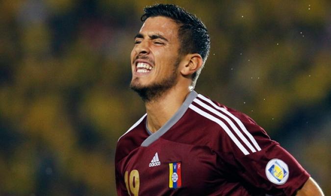 Jugará por primera vez en el fútbol venezolano| AP