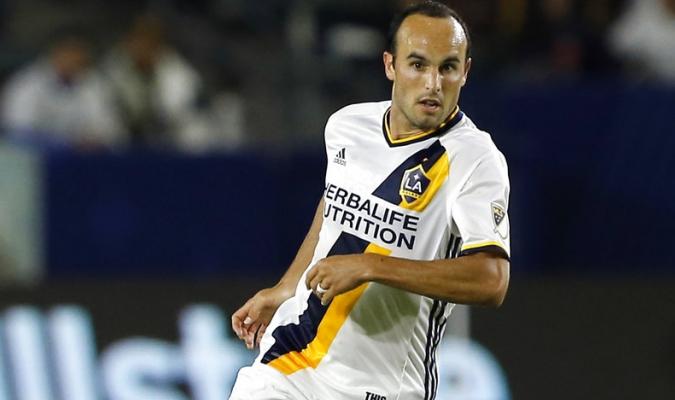 Fue la figura por muchos años de Los Ángeles Galaxy | AP