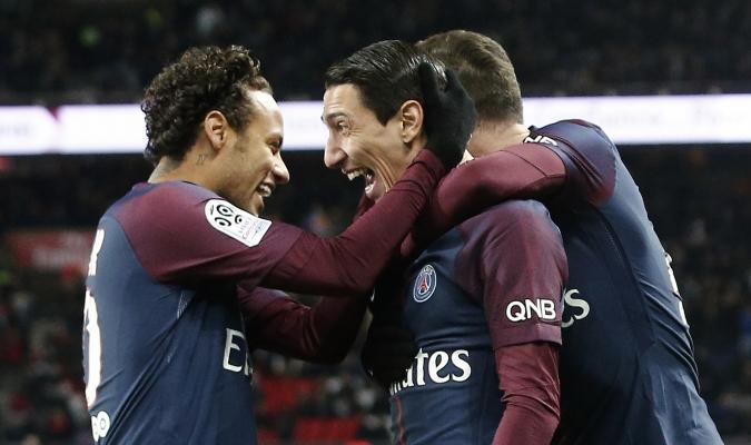 Los parisinos ganaron 8-0 | Foto: AP