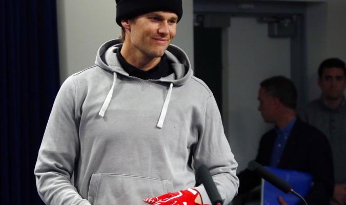 Brady sigue a la expectativa / Foto AP