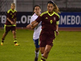 Deyna marcó el gol de la victoria || Foto: Christian Yancha