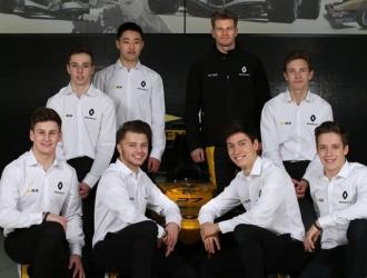 Renault busca que sus pilotos compitan al máximo nivel/ Foto Cortesía