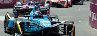 La Fórmula E se acerca a Santiago / Foto Referencia