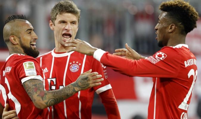 Siguen indetenibles en la Bundesliga| AP