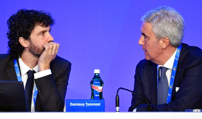 Italia no consigue un nuevo presidente de la federación / Foto AP