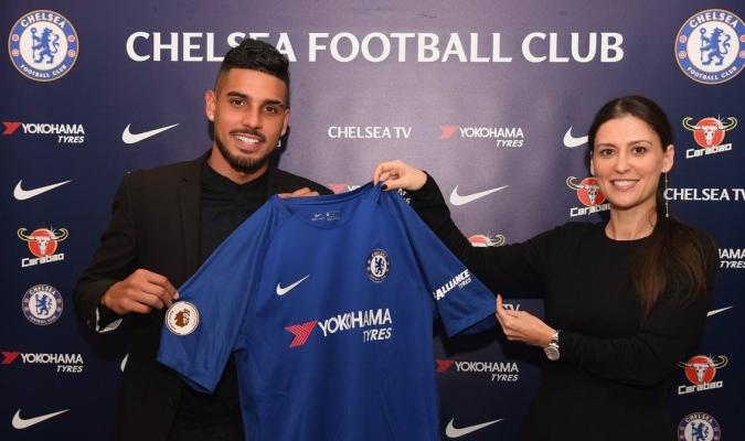 Foto prensa Chelsea FC