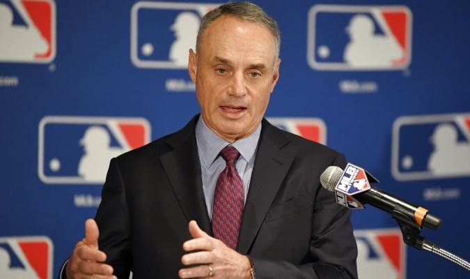 Manfred busca otras mejoras al béisbol / Foto AP