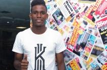 Yeangel Montero, jugador de Atl. Venezuela visitó Meridiano
