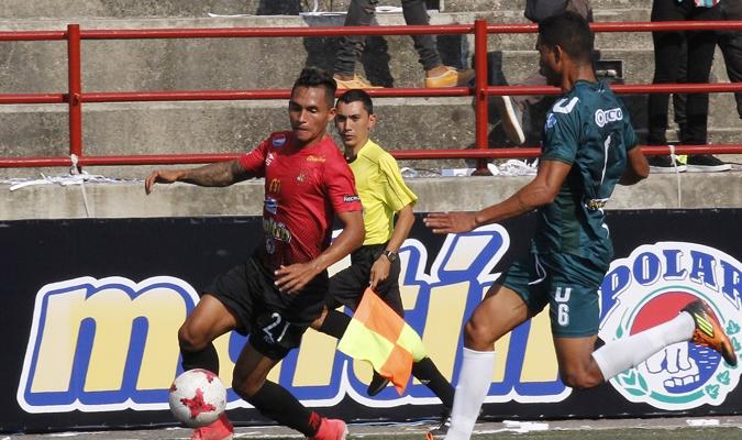 Caracas tiene 2 puntos de 6 posibles / Alberto Torres Lamprea