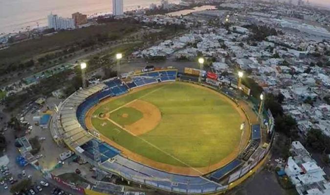 Mazatlán está remodelando el estadio