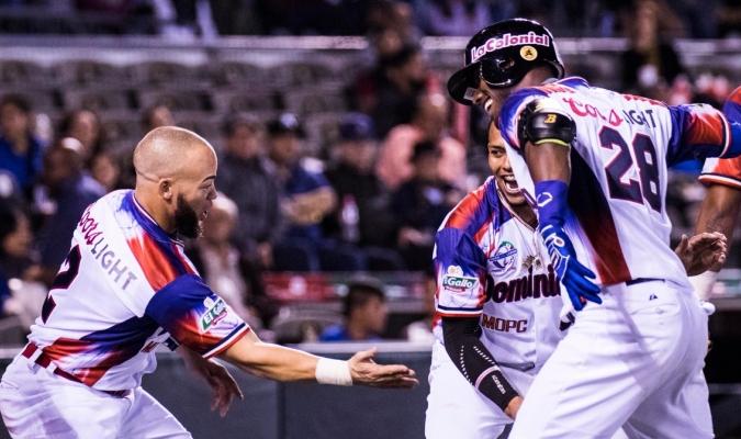 Resultado de imagen para REPUBLICA DOMINICANA VS CUBA serie del caribe 2018