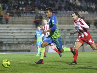 Ponce marcó un gol en su anterior club    Foto: Cortesía