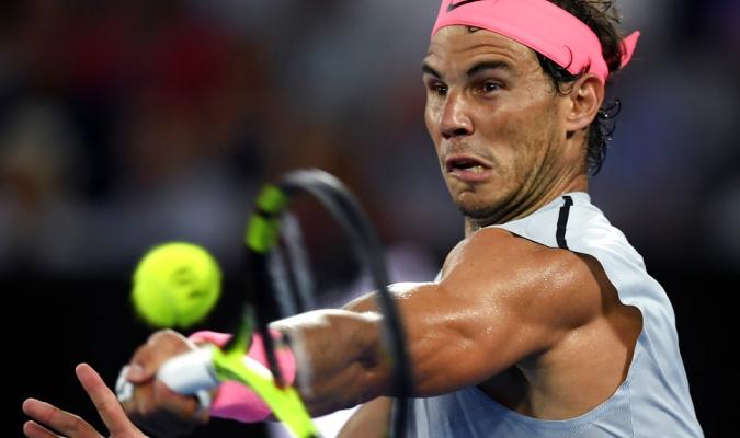 Rafael Nadal estará en el evento| AP