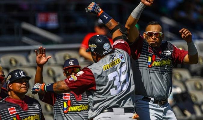 La ofensiva de la Tribu es la mejor de la Serie del Caribe/ Foto AP