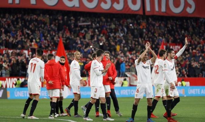 Sevilla jugará la Final / EFE