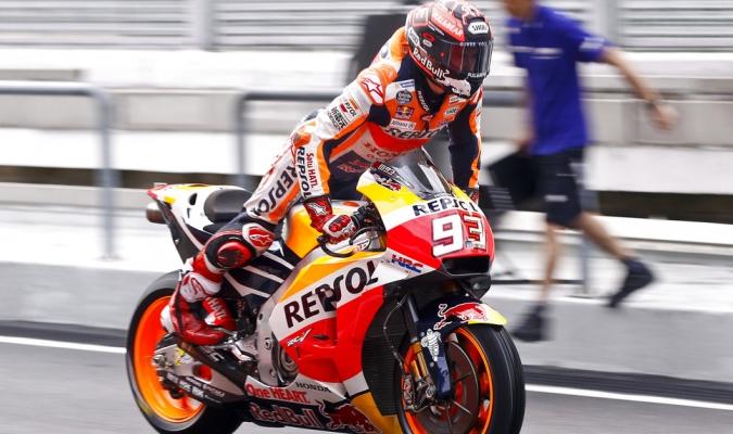 El español es tetracampeón de la Moto GP| AP