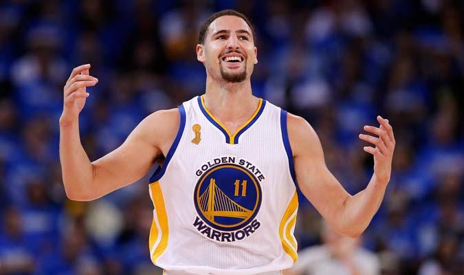 Thompson estará en el equipo de Curry/ Foto Cortesía