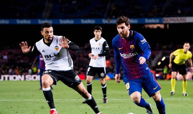 El Barça ganó 1-0 en el Camp Nou/ Foto Cortesía
