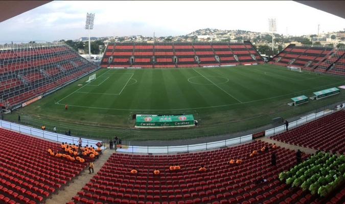 Flamengo cambiará de casa provisionalmente / Foto Agencias