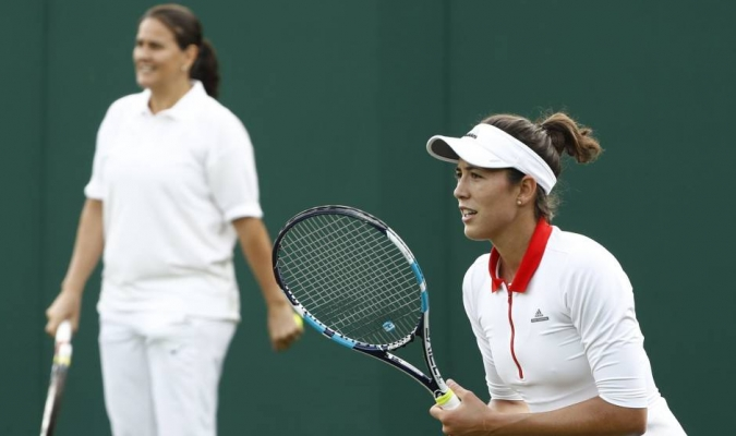 Ya coincidieron en Wimbledon| Foto: Referencia