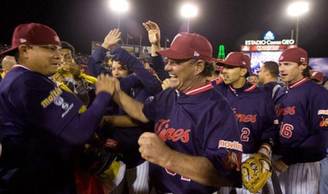 Los Tigres de Aragua fueron los últimos que ganaron la Serie para Venezuela en 2009 | Foto: Archivo