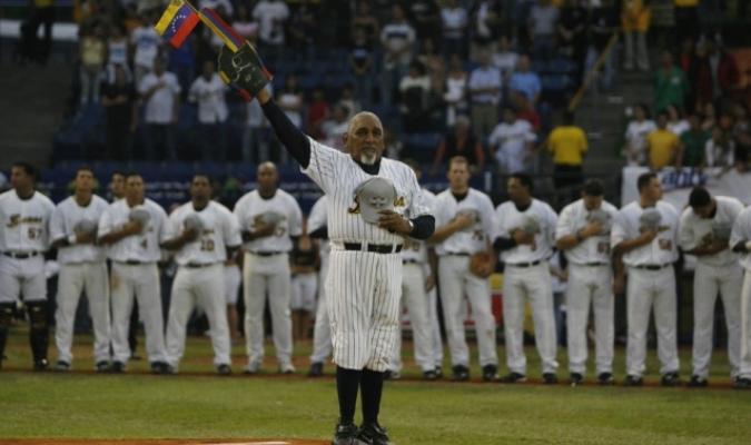 Lezama siempre ha estado presente en los éxitos del Caracas| Fotos: Cortesía