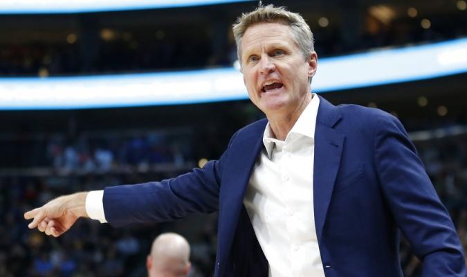 El entrenador dirige a Golden State desde 2014| AP