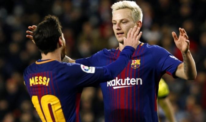 Celebraron entre semana el pase a la final de la Copa del Rey| AP